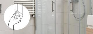 Cambio de la junta de ducha en 3 pasos
