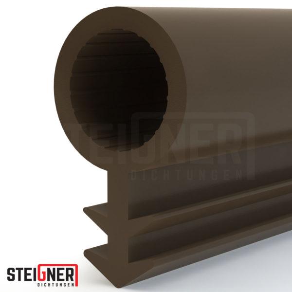 Steigner Burlete para puerta y ventana STD02 marrón