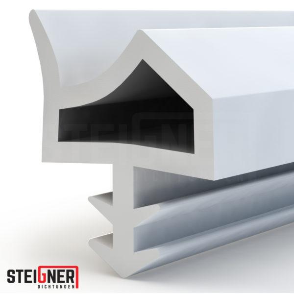 Steigner Burlete para puerta y ventana STD06 blanco