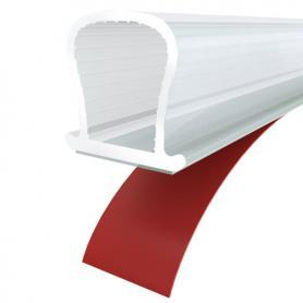 Burlete para ventanas SFD01 de perfil Omega