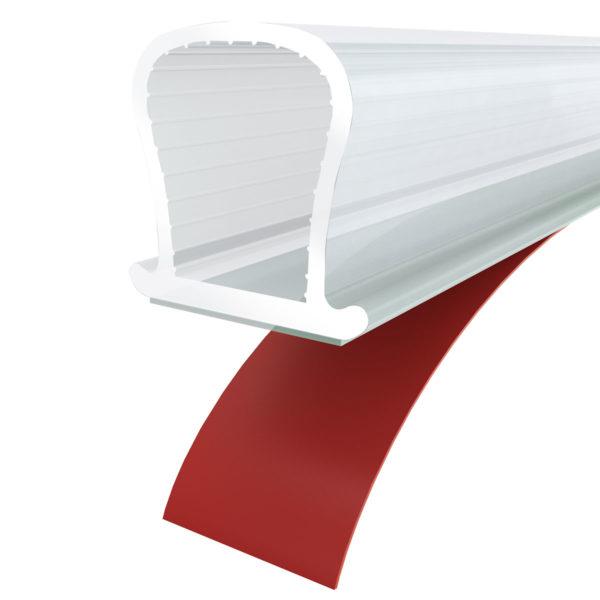Steigner Burlete para ventanas SFD01 de perfil Omega