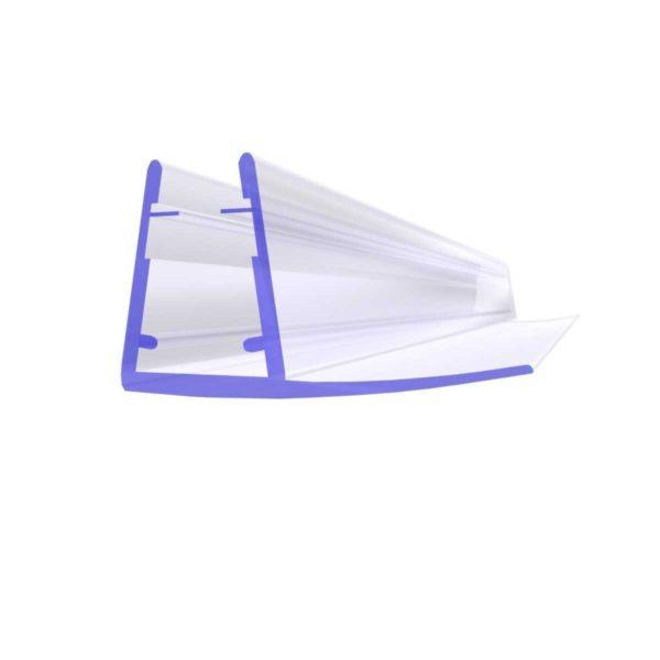 Steigner Junta para cabina de ducha UK01 para vidrio de 3,5-5 mm de espesor