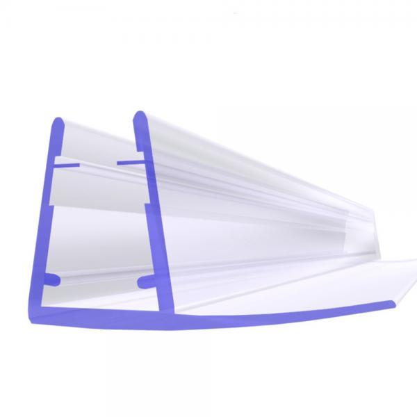 Steigner Junta para cabina de ducha UK02 para vidrio de 6-8 mm de espesor