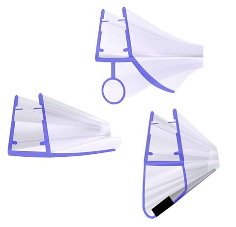 Tipos de juntas para cabinas de ducha