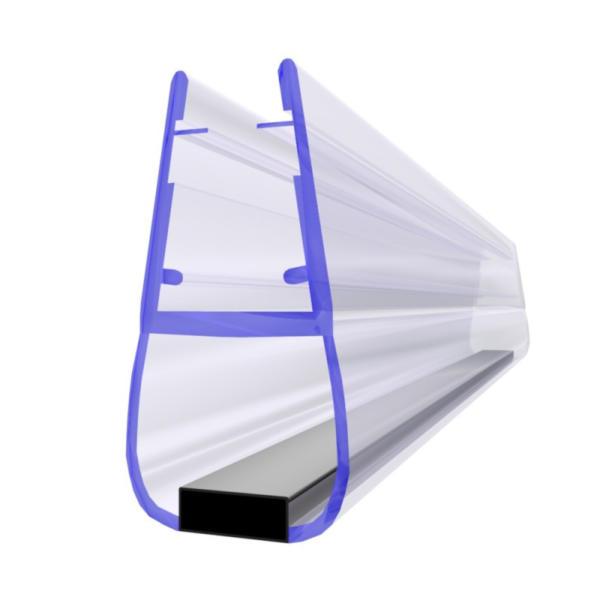 Steigner La junta magnética de ducha UKM01 para vidrio de 3,5-5 mm de espesor