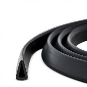 Junta de borde de goma S-1087 15×9 mm