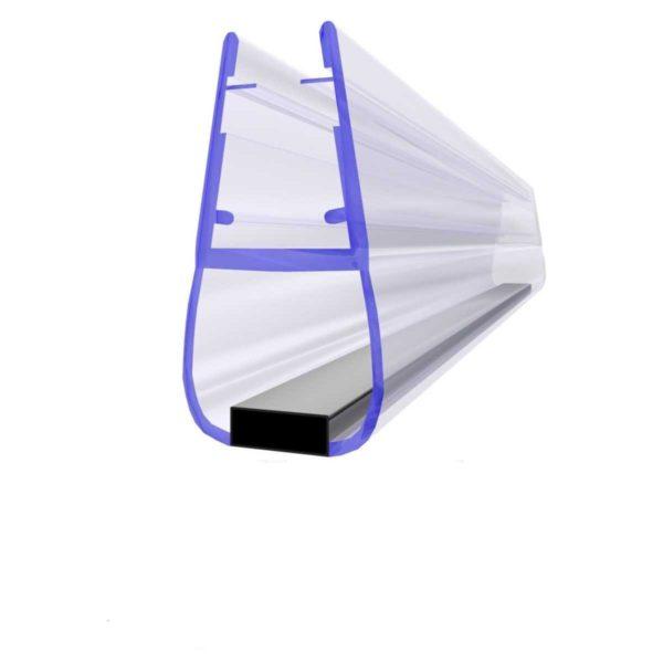 Steigner La junta magnética de ducha UKM02 para vidrio de 6-8 mm de espesor