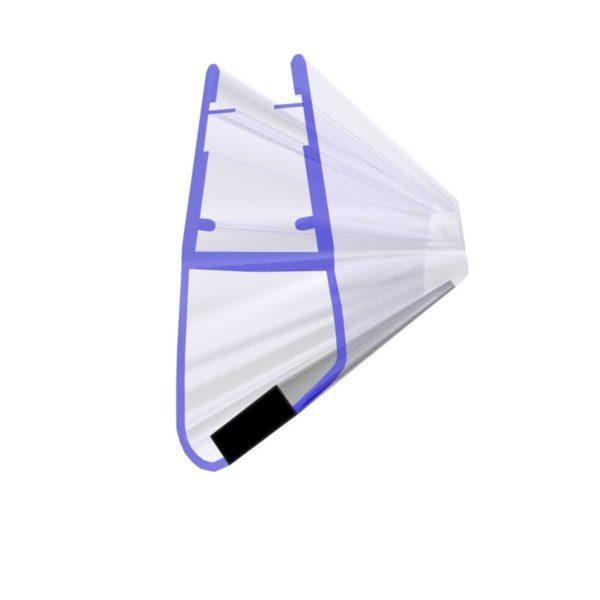 Steigner La junta magnética de ducha UKM04 para vidrio de 6-8 mm de espesor